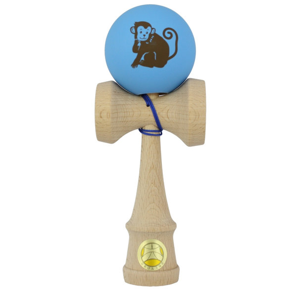 Ozora Year of the Monkey Zodiac Edition Sticky Paint Kendama 2016 - Blue