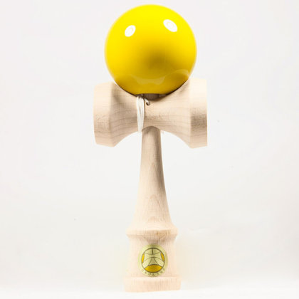 OZORA Kendama - Yellow
